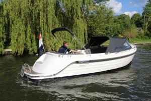 Interboat Intender 640 Tender Sloepen sloop open day boat