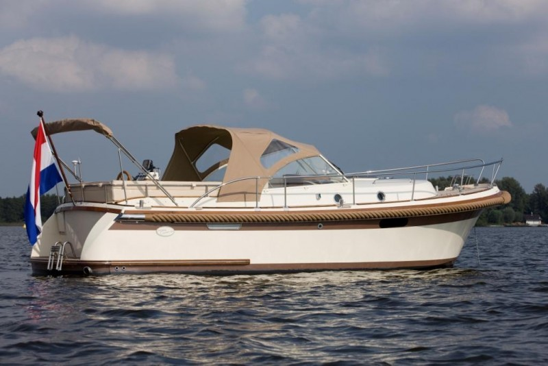Award Winning Intercruiser 29
