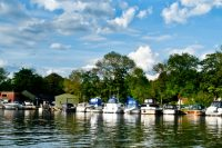 Willow Marina - view from Thames