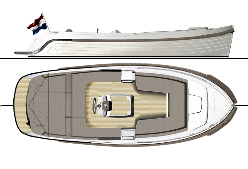 Artist Impression Profile Intender 820